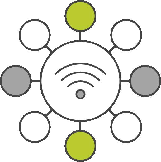 Networking empresas comunicación informática