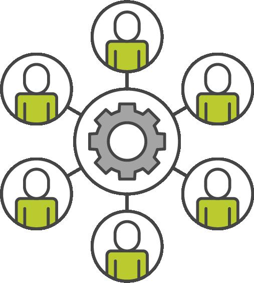 Servicios informáticos gestionados para empresas